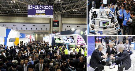 CAR-ELE JAPAN - for Automotive Electronics